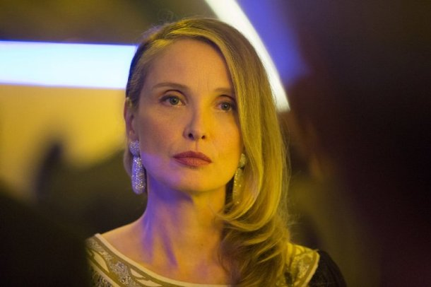 "Julie Delpy wrote, directed and stars in ""Lolo."""