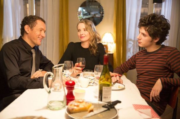 "Dany Boon, Julie Delpy  and Vincent Lacoste star in ""Lolo."""