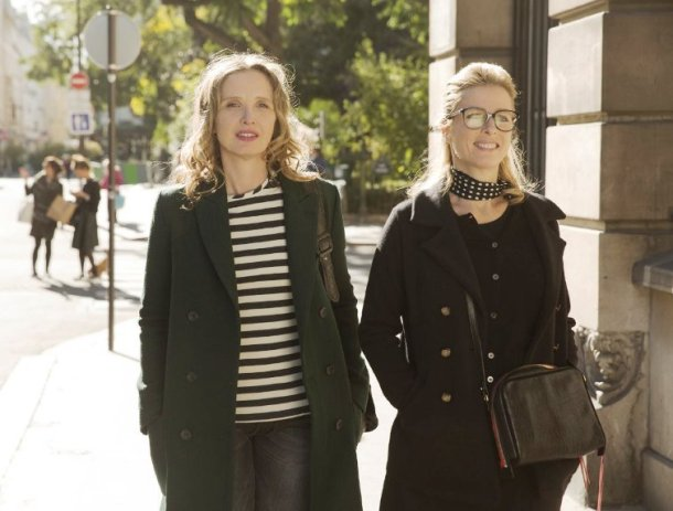 "Julie Delpy and Karin Viard star in ""Lolo."""