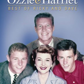 The Adventures of Ozzie & Harriet: Best of Ricky and Dave (A PopEntertainment.com TV on DVDReview)