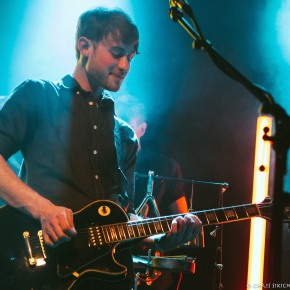 Shearwater & Cross Record – The Crocodile – Seattle, Washington – March 25, 2016 (A PopEntertainment.com Concert Photo Album)