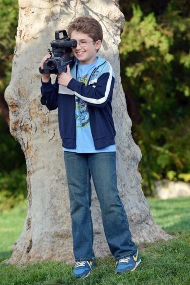 "Sean Giambrone stars in ""The Goldbergs."""