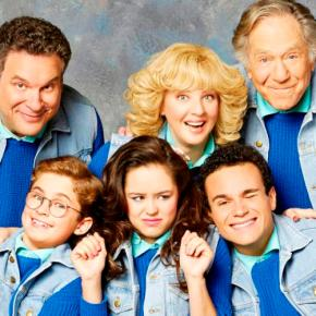 Adam F. Goldberg – Growing Up With The Goldbergs