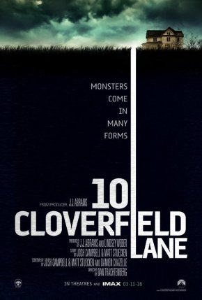 10 Cloverfield Lane (A PopEntertainment.com Movie Review)