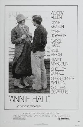 Annie Hall and Manhattan (PopEntertainment.com MovieReviews)