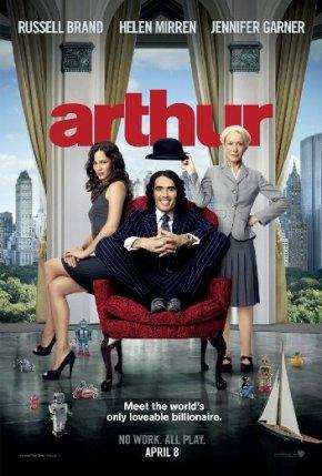 Arthur (A PopEntertainment.com MovieReview)
