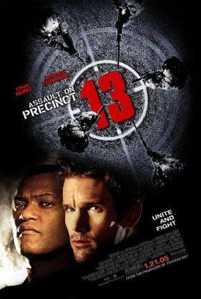 Assault on Precinct 13 (A PopEntertainment.com MovieReview)