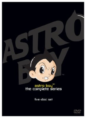 Astro Boy – The Complete Series (A PopEntertainment.com TV on DVD Review)