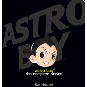 Astro Boy – The Complete Series (A PopEntertainment.com TV on DVDReview)