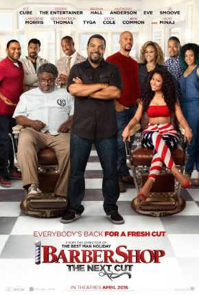 Barbershop: The Next Cut (A PopEntertainment.com Movie Review)