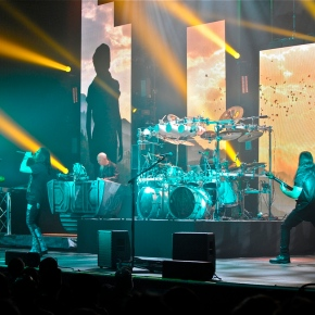 Dream Theater – Tower Theater – Upper Darby, PA – April 22, 2016 (A PopEntertainment.com Concert Photo Album)