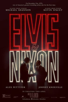 Elvis & Nixon (A PopEntertainment.com Movie Review)