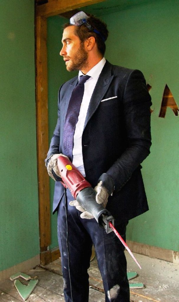 Jake Gyllenhaal in Demolition.