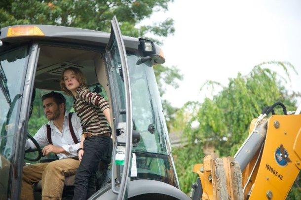 Jake Gyllenhaal and Judah Lewis star in Demolition.