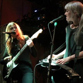 Larkin Poe – MilkBoy – Philadelphia, PA – April 20, 2016 (A PopEntertainment.com Concert Review)
