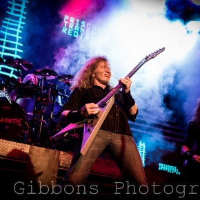 Megadeth, Suicidal Tendencies, Children of Bodom & Havok – Electric Factory – Philadelphia, PA – March 20, 2016 (A PopEntertainment.com Concert Review)