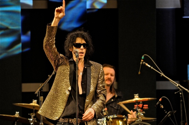 Peter Wolf - World Cafe Live – Philadelphia, PA – April 9, 2016 - Photo by Jim Rinaldi © 2016
