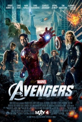 The Avengers (A PopEntertainment.com Movie Review)