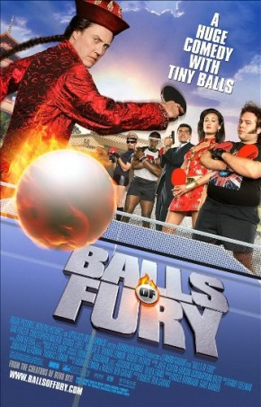 Balls of Fury (A PopEntertainment.com Movie Review)
