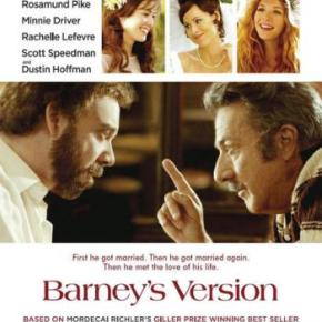 Barney's Version (A PopEntertainment.com Movie Review)