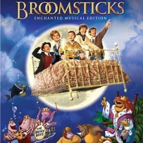 Bedknobs & Broomsticks (A PopEntertainment.com MovieReview)