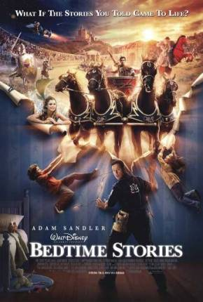 Bedtime Stories (A PopEntertainment.com Movie Review)