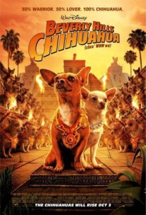 Beverly Hills Chihuahua (A PopEntertainment.com Movie Review)