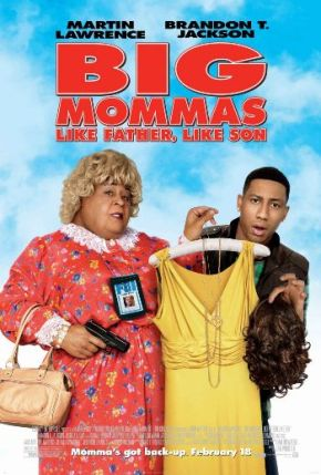 Big Momma's Like Father Like Son (A PopEntertainment.com Movie Review)