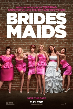 Bridesmaids (A PopEntertainment.com Movie Review)