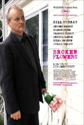 Broken Flowers (A PopEntertainment.com Movie Review)