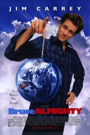 Bruce Almighty (A PopEntertainment.com MovieReview)