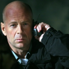 Bruce Willis Stands Firm