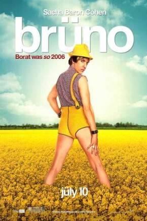 Brüno (A PopEntertainment.com MovieReview)