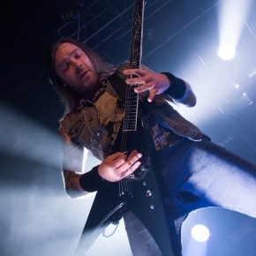 Bullet For My Valentine, Asking Alexandria & Cane Hill – Starland Ballroom – Sayreville, NJ – May 10, 2016 (A PopEntertainment.com Concert Review)