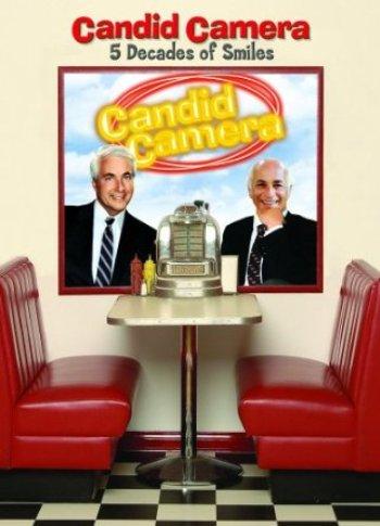 Candid Camera - Five Decades of Smiles