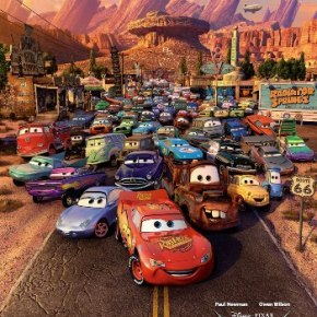 Cars (A PopEntertainment.com Movie Review)