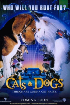 Cats & Dogs (A PopEntertainment.com Movie Review)