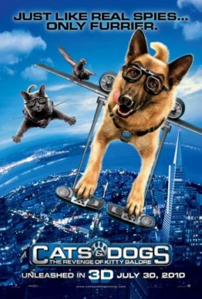Cats and Dogs – The Revenge of Kitty Galore (A PopEntertainment.com Movie Review)