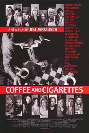 Coffee and Cigarettes (A PopEntertainment.com MovieReview)