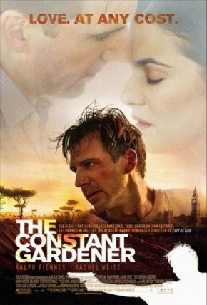 The Constant Gardener (A PopEntertainment.com Movie Review)