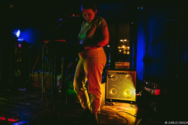 She Shreds Release Party with Allison Crutchfield – Marker Hotel – Brooklyn, NY – May 21, 2016