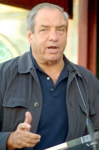 """Law & Order"" creator Dick Wolf"