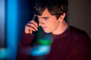 Freddie Highmore and Kerry Ehrin – Closing In On Checkout Time at BatesMotel