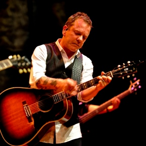 Kiefer Sutherland – World Cafe Live at the Queen – Wilmington, DE – May 11, 2016 (A PopEntertainment.com Concert Photo Album)