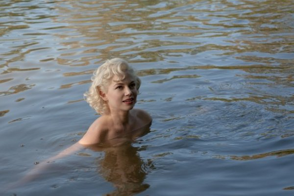 "Michelle Williams stars in ""My Week with Marilyn."""
