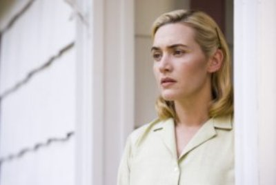 "Kate Winslet in ""Revolutionary Road."""
