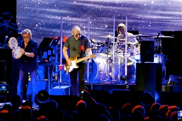 The Who - Staples Center – Los Angeles, CA – May 25, 2016 – Photo by Jim Rinaldi © 2016