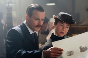 Renee Zellweger, Ewan McGregor, Emily Watson and Chris Noonan – Getting to Know Miss Potter