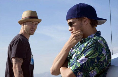 """Justin Timberlake and Emile Hirsch star in """"Alpha Dog."""""""