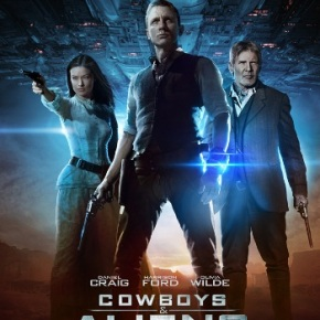 Cowboys and Aliens (A PopEntertainment.com Movie Review)